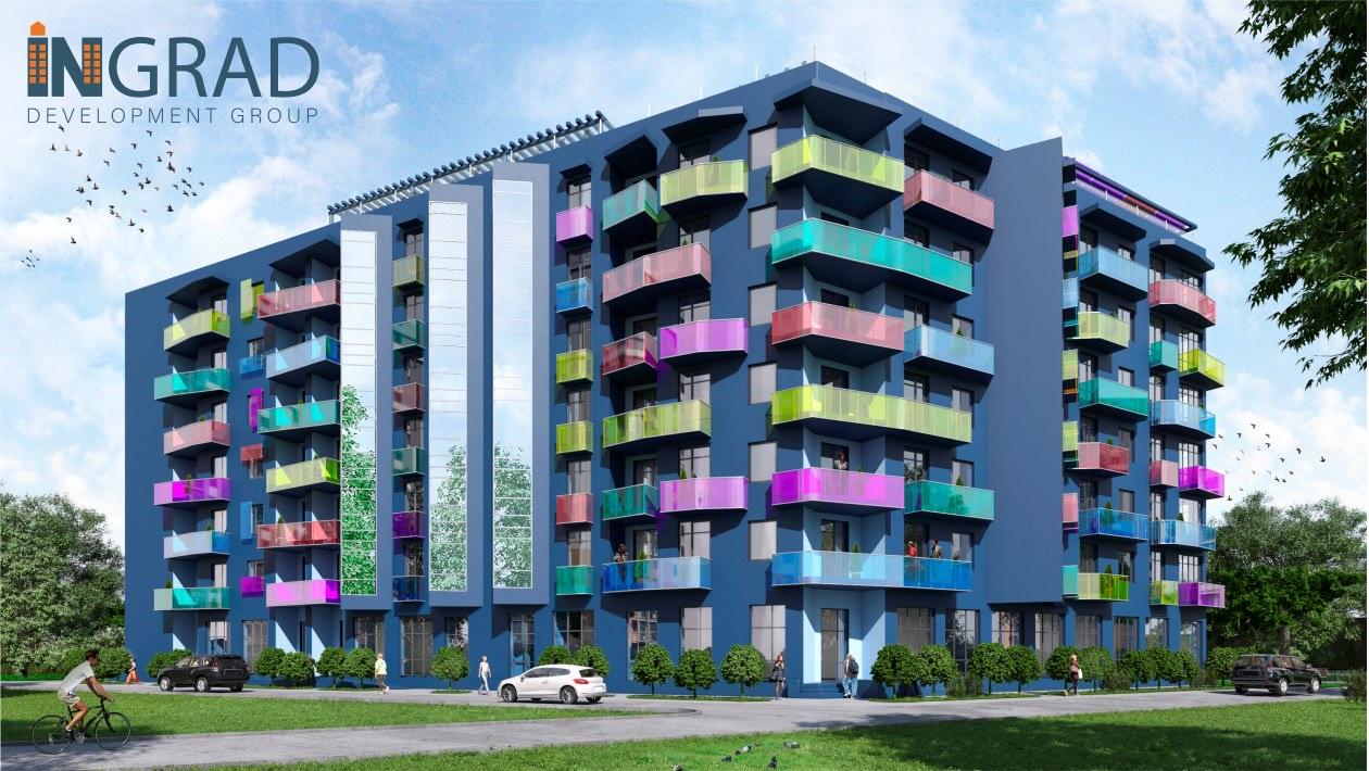 Принципы комфортной жизни: на Таирова появится жилой комплекс от компании INGRAD Development Group