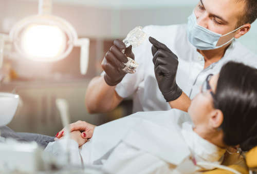 Клиника современной стоматологии в Киеве