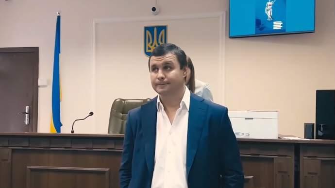 Суд арестовал Микитася до конца февраля