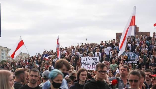 Беларусь вновь захлестнула волна протестов