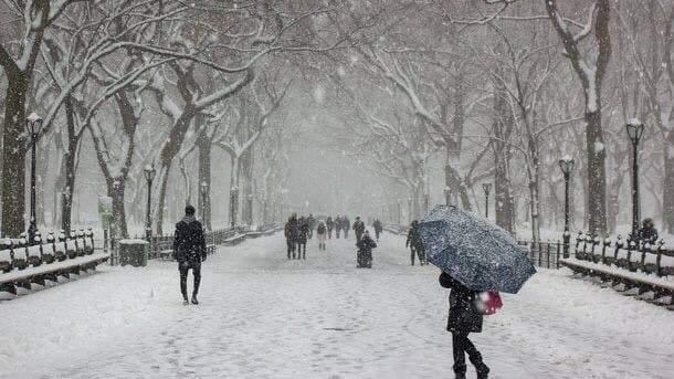 ГСЧС предупреждает украинцев об ухудшении погодных условий в стране