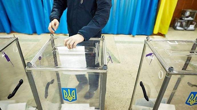В нескольких городах Украины проходят повторные выборы мэров