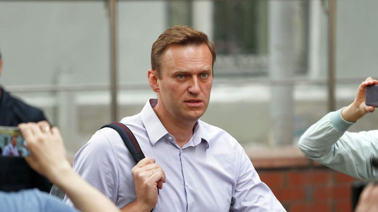 В Москве началось судебное заседание по задержанию Навального