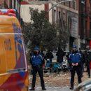 В Мадриде в жилом доме произошел мощный взрыв: есть жертвы