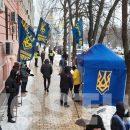 В Печерском суде Киева начали рассматривать дело о нападении на Сивохо (ФОТО)