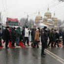 По всей Украине вновь прошли тарифные протесты
