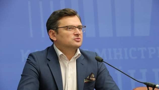 Протесты в поддержку Навального прокомментировал глава МИД Украины Кулеба