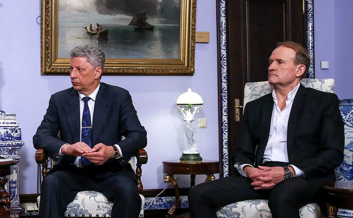 В ОПЗЖ не могут определиться с кандидатом, которого выдвинут на выборы президента в Украине