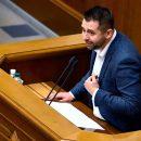 В Раде заметили, что некоторые депутаты не придерживаются закона о ношении масок