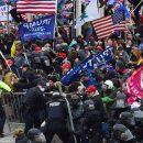 Штурм Капитолия в США: участникам предъявили обвинения