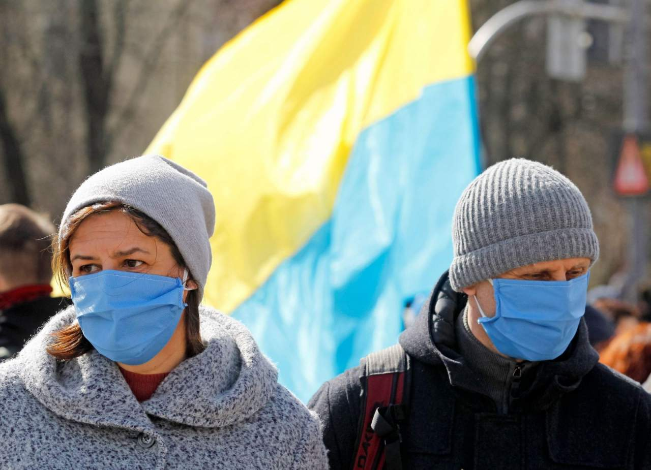 Украина заняла 90-е место в рейтинге стран мира с худшей реакций на распространение COVID-19