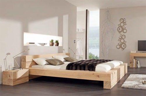 Як обрати ліжка з дерева