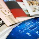 Печать каталога компании в Москве