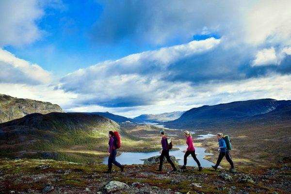 Походы по Норвегии с туристическим клубом «Marshrut»