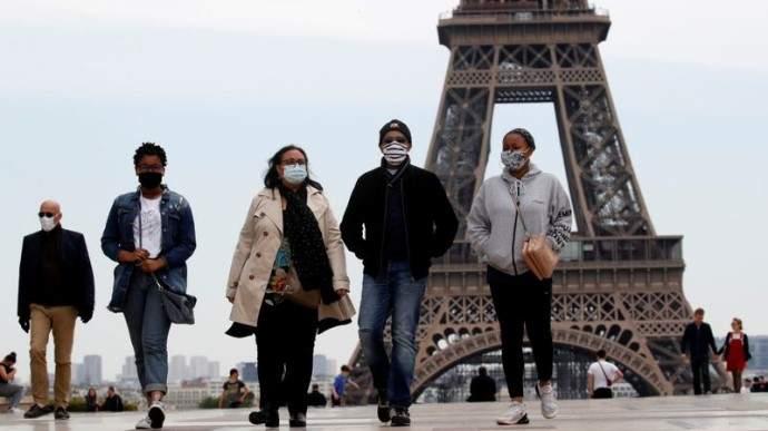 Франция объявит третий карантин: въезд для украинцев уже закрыт