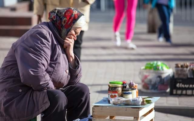 В 2021 году за чертой бедности находятся более 50% украинцев