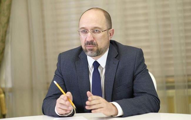 Встреча Шмыгаля с руководителями фракций ВР не состоялась