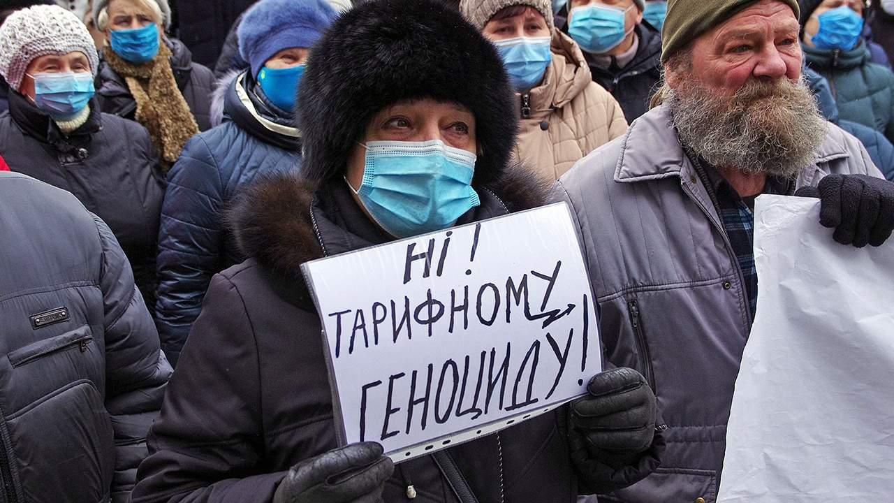 Пока местные власти и правительство будет решать ситуацию с ценами на ЖКХ, украинцы могут остаться без отопления