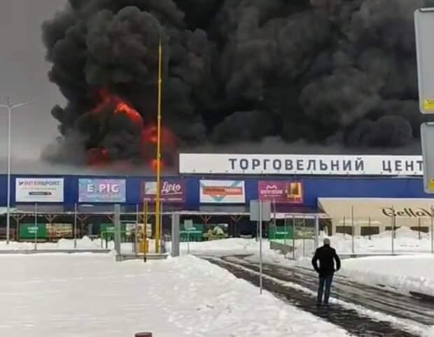 Пожар на Николаевщине: задержан поджигатель