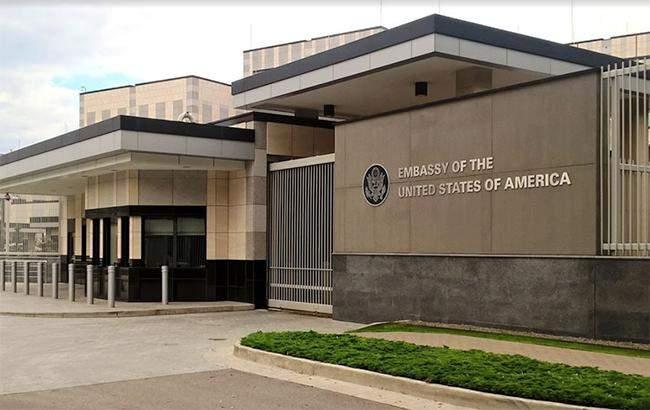 Посольство США в Украине прокомментировали закрытие