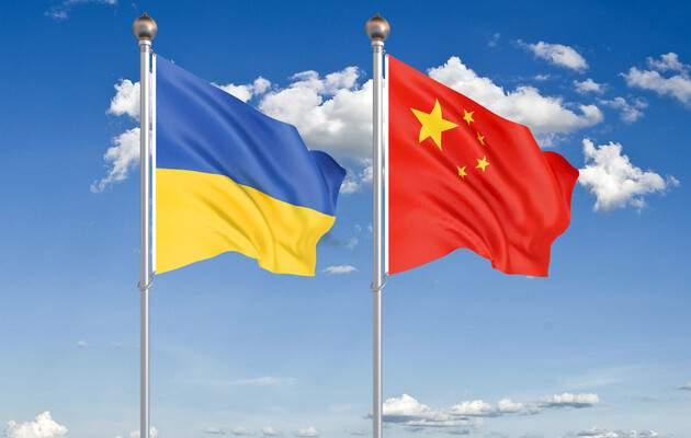 МИД Украины получил от Китая ноту протеста
