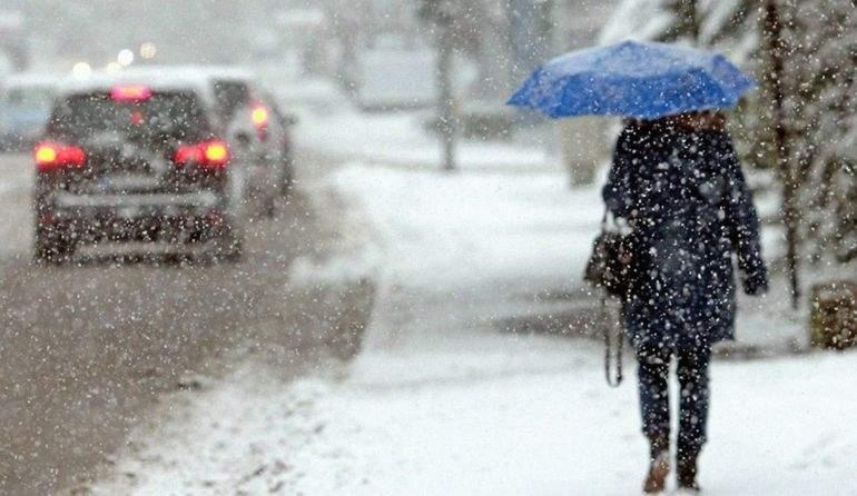 Прогноза погоды в Украине на завтра