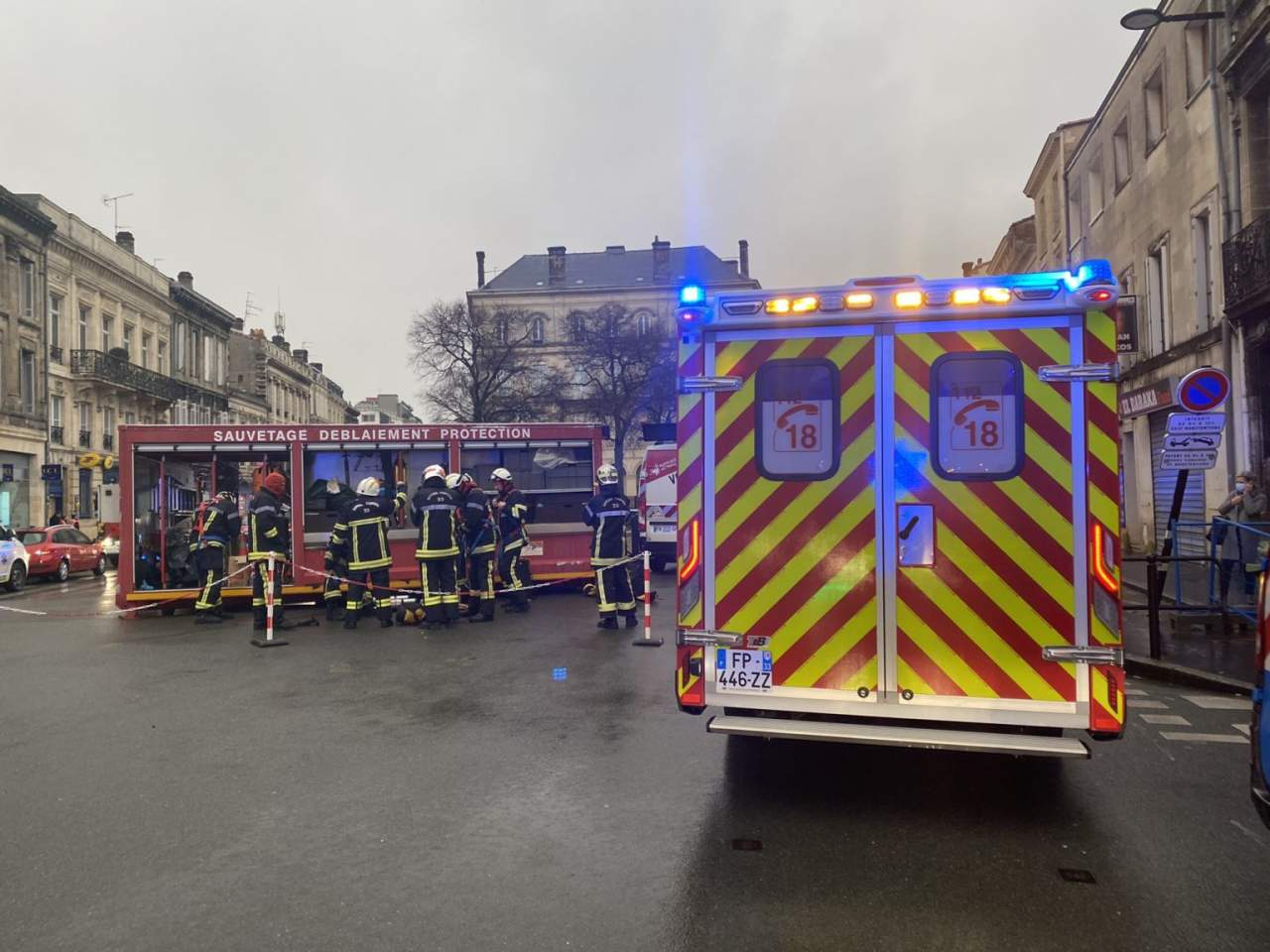 Во Франции произошел взрыв в жилом доме (ФОТО)