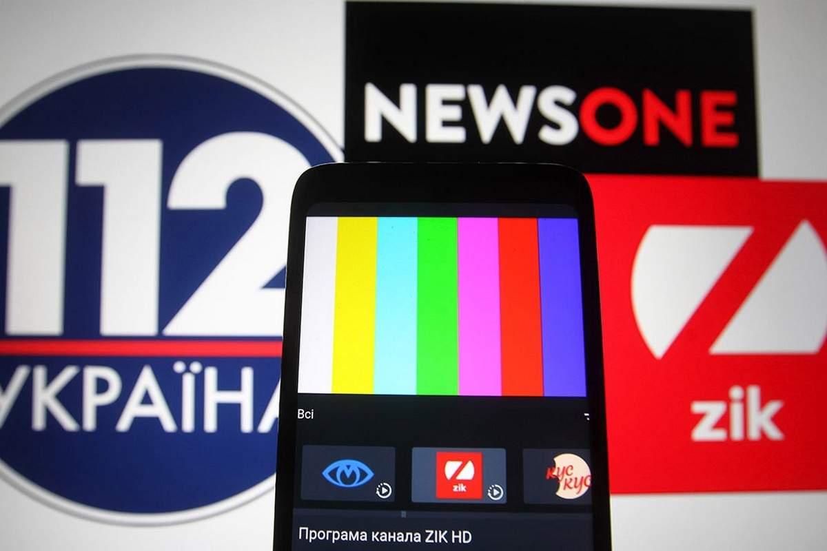 В ООН обеспокоены закрытием телеканалов в Украине