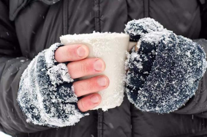Из-за похолодания в Украине открыли пункты обогрева - ГСЧС