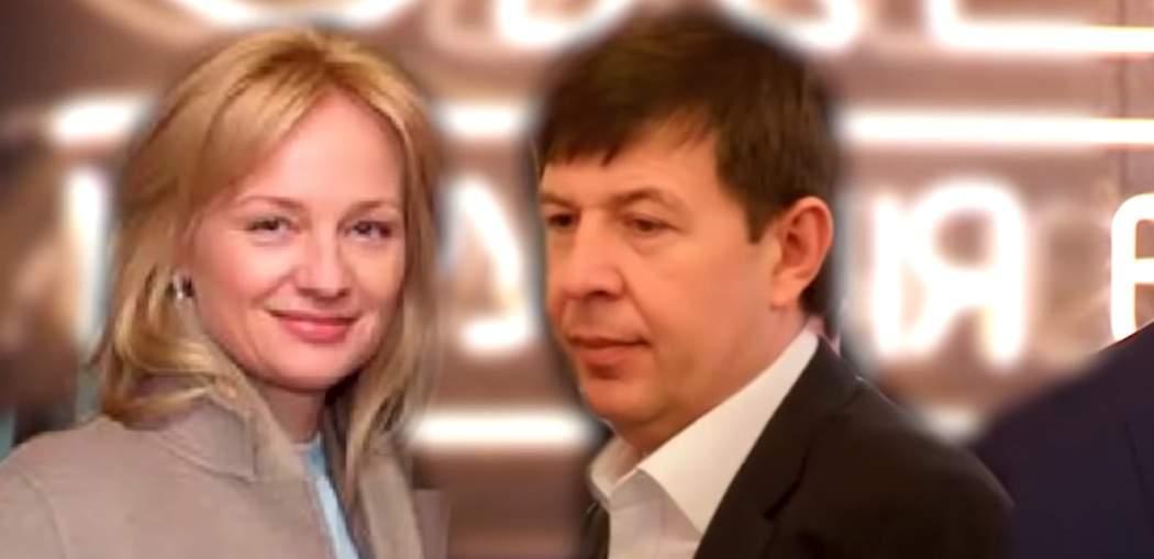 Жену Тараса Козака внесли в базу сайта