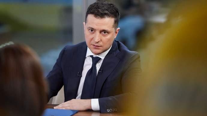 Зеленский провел беседу с представителем компании Pfizer о поставках вакцины