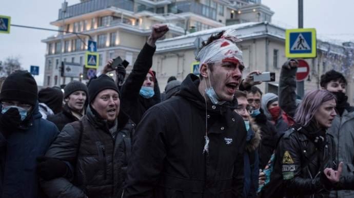 Россию вновь захлестнут протесты в поддержку Навального
