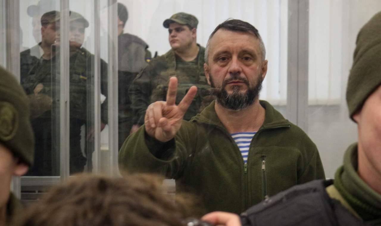 Дело Шеремета: Суд оставил Антоненко в СИЗО до 2 апреля (ВИДЕО)