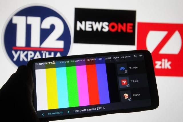 Тему закрытых телеканалов нужно убрать из медиалент - ОП