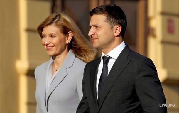Зеленский вместе с супругой прибыл в Эмираты: большое интервью о целях визита