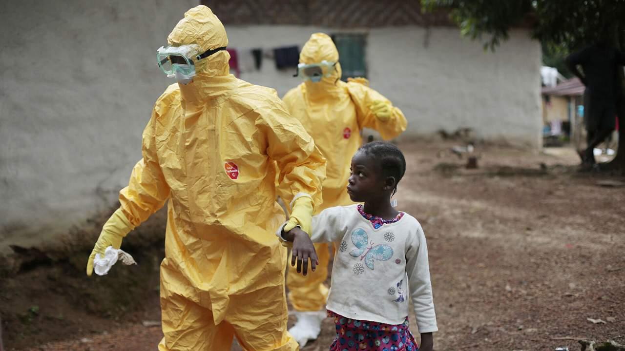 В Гвинее зафиксировали новую вспышку лихорадки Эболы