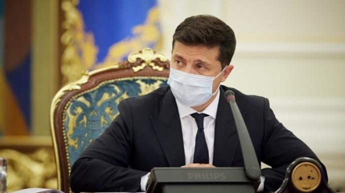 В парламенте начали собирать подписи за импичмент Зеленскому