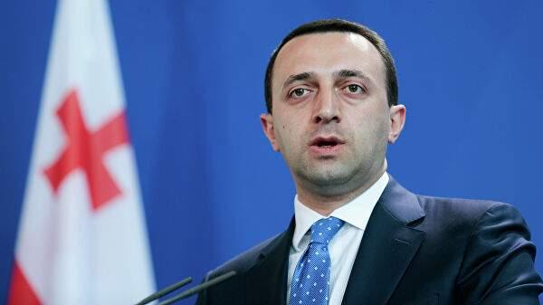 В Грузии выдвинули кандидата на пост премьер-министра
