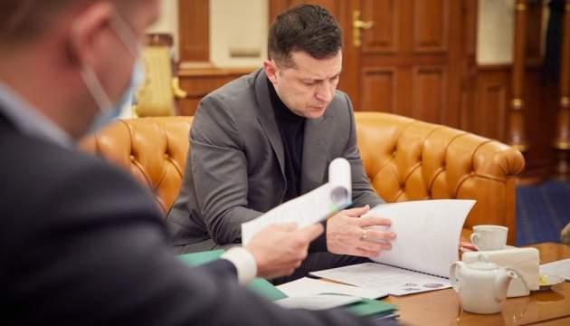 Зеленский воспользовался правом вето к закону о госслужбе