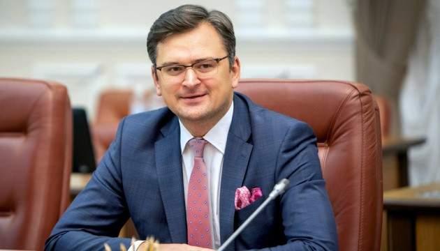 Кулеба заявил, что полным ходом идет подготовка первого телефонного разговора Зеленского и Байдена