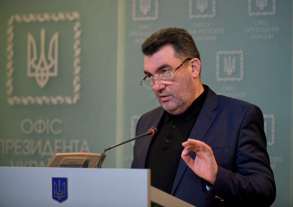 Данилов рассказал об итогах заседания СНБО (ВИДЕО)