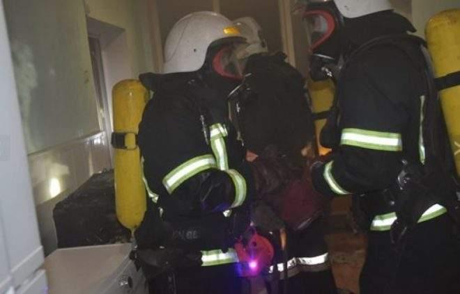 Пожар в Одессе: из здания роддома эвакуировали 74 человека, в том числе и 16 младенцев