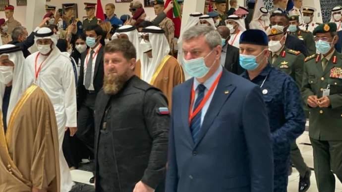 Уруский прокомментировал скандальные фото и видео с главой Чечни Кадыровым