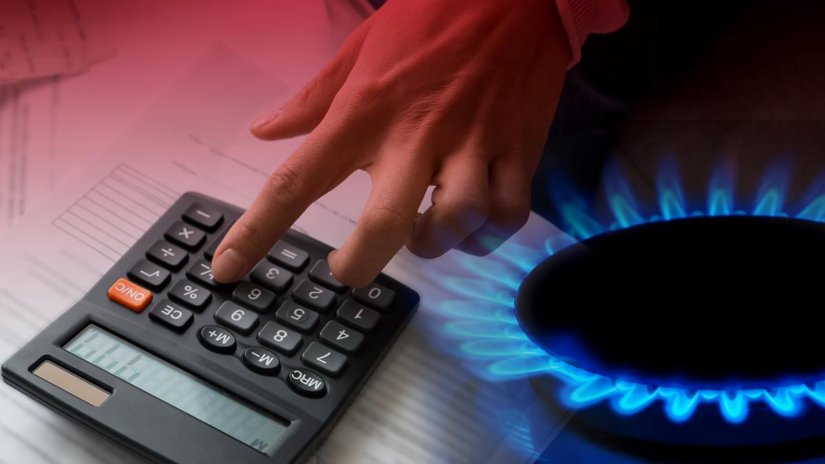 Кабмин намерен ввести годовую стоимость на газ
