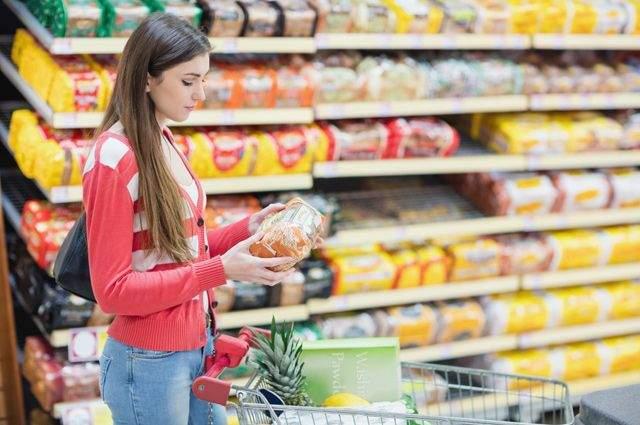 Цены на продукты в Украине практически достигли мирового уровня