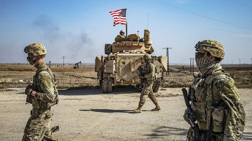 США совершили авиаудар по Сирии: жертвами стали 17 человек