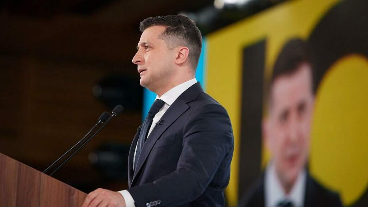Зеленский подписал указ о деоккупации и реинтеграции Крыма (ВИДЕО)