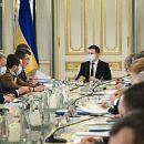 СНБО ввел санкции в отношении Захарченко, генералов и контрадмиралов