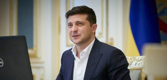 Зеленский прокомментировал заявление Байдена относительно Крыма