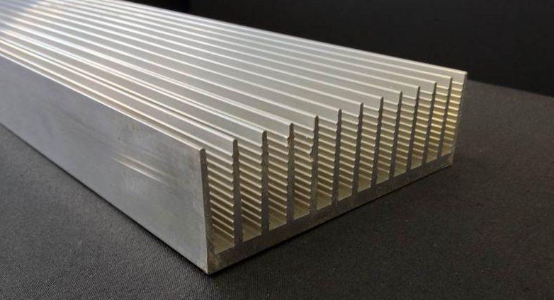 Алюминиевый радиаторный профиль отличного качества по выгодной цене